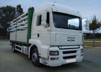 Camión para apicultura modelo man tga 18.390