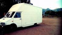 Camion vivienda homologado. Carnet B